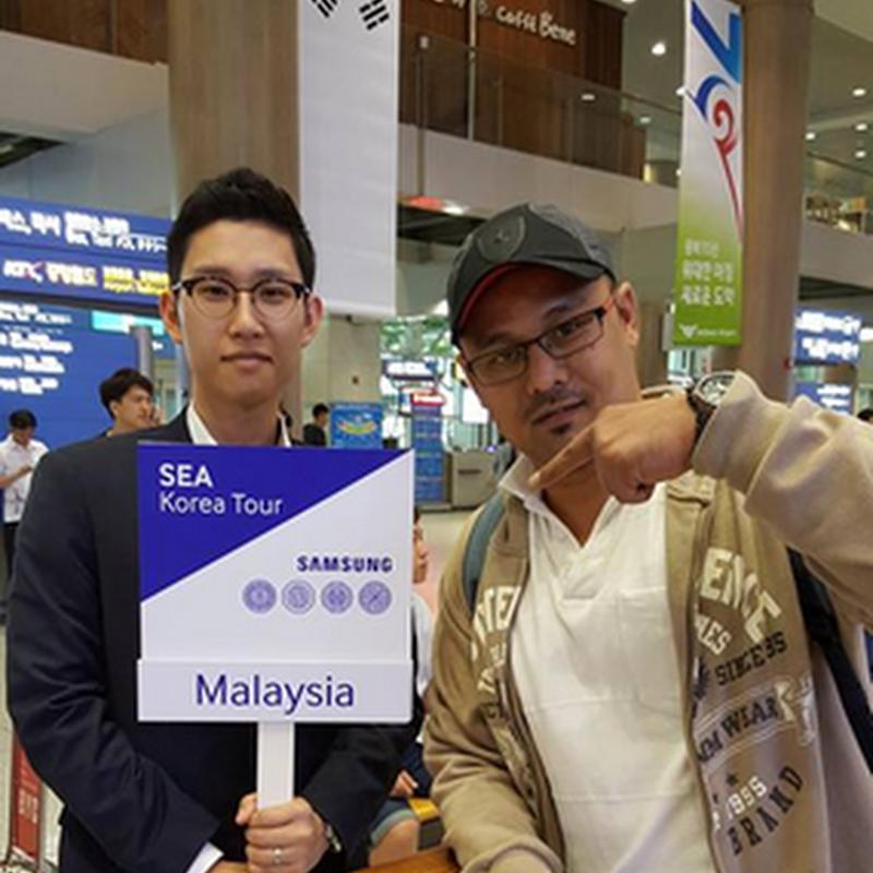 SEA KOREA TOUR 2015 : Hari Pertama