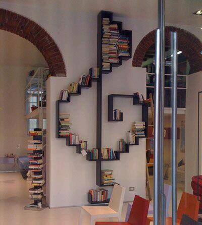 Superb Idee Per Una Splendida Libreria!