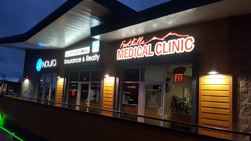 Foothills Medical Clinic, 3387 David Ave #203, Coquitlam, BC V3E 0K4, Canada, Medical Clinic, state British Columbia