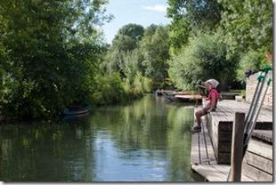 Le Marais Poitevin, situé entre Maillé et Niort, est également appelé  la Venise Verte. Pays des chemins d'eau et du silence vert, ces Marais Mouillés ont d' innombrables fossés et canaux.