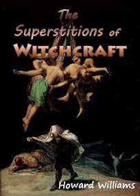 Cover of Howard Williams's Book The Superstitions of Witchcraft