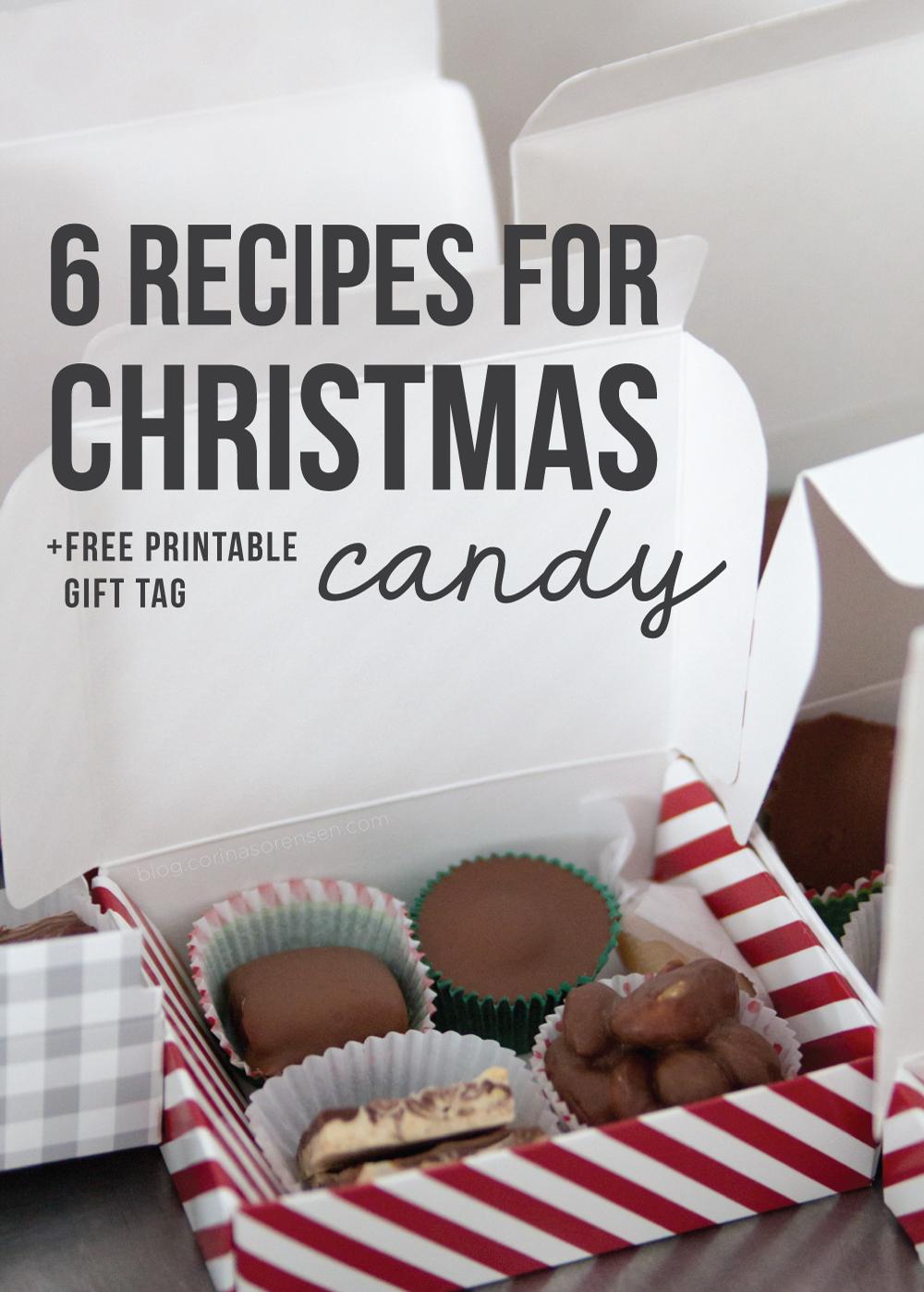 Yummy Christmas Candy Recipes