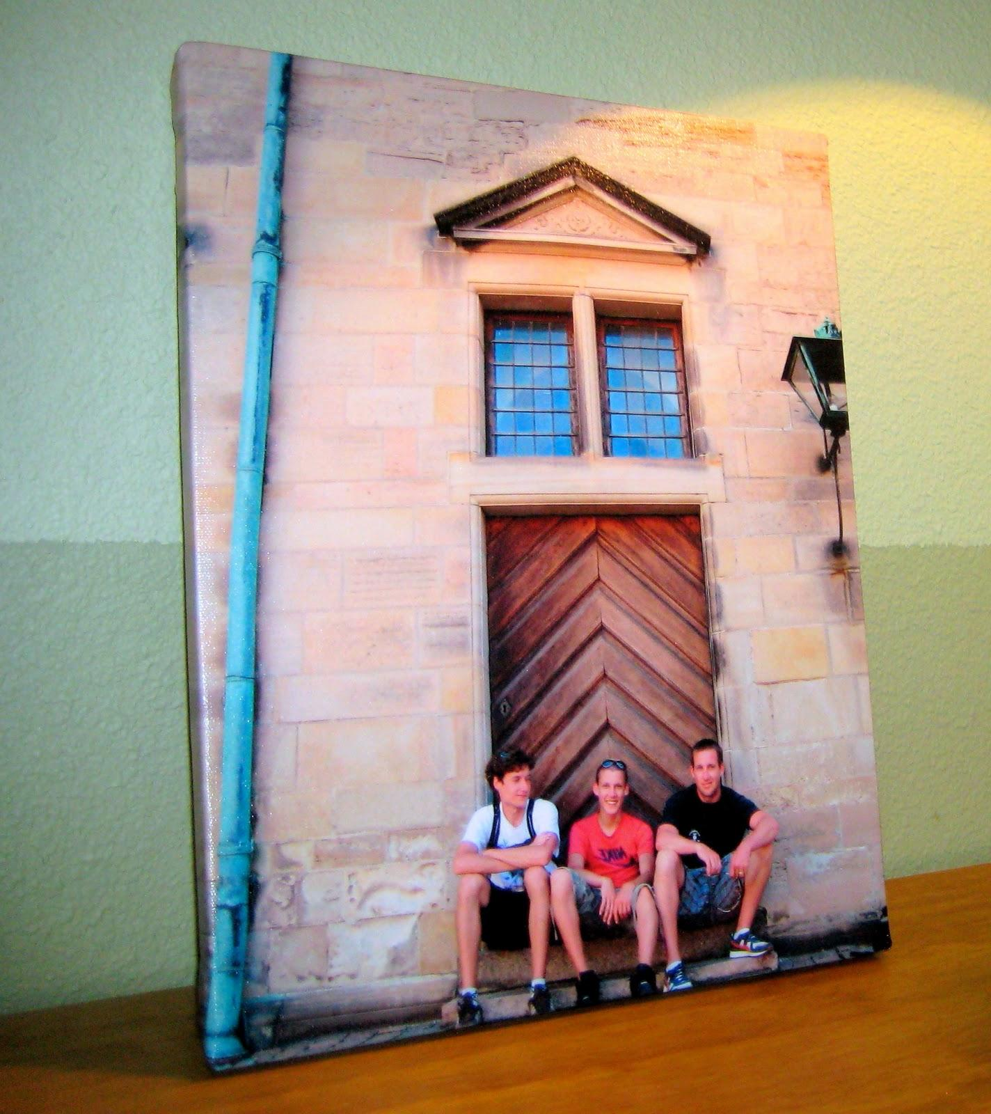 FREE 8x10 CANVAS: Canvas