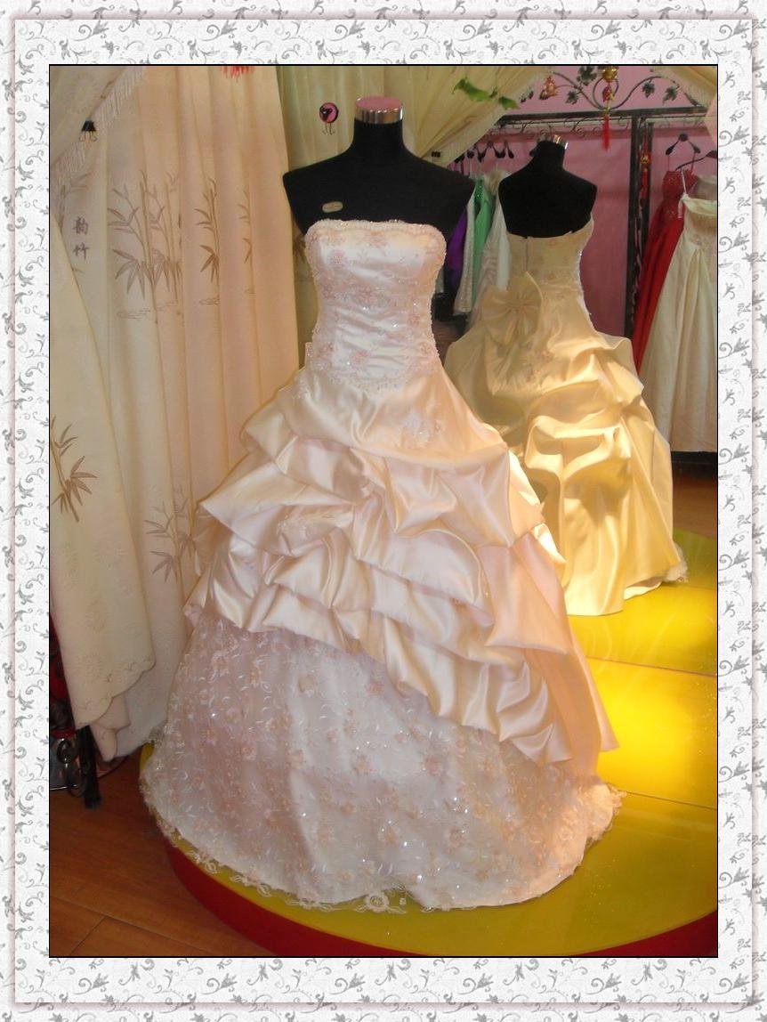 Real Wedding Dress
