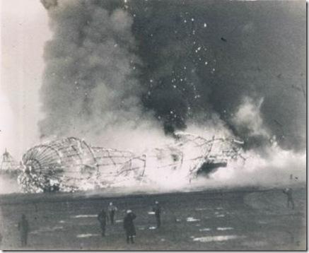 Hindenburg wreck