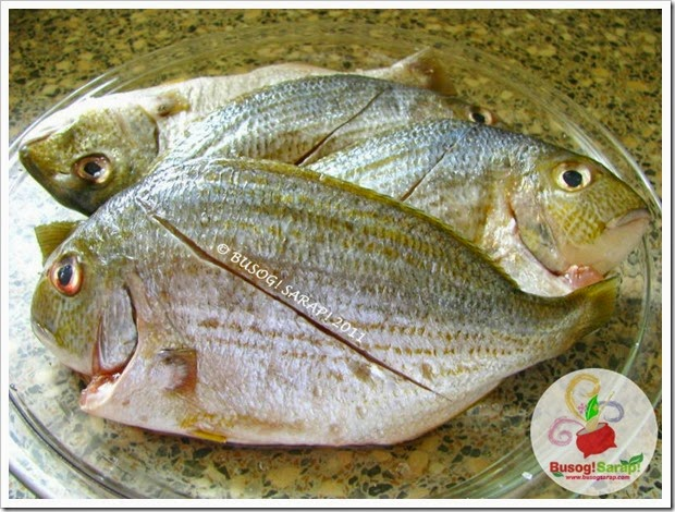 SCALED & GUTTED FISH© BUSOG! SARAP! 2011