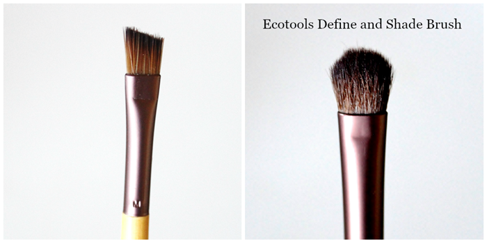 Ecotools Eye Enhancing Duo Set Define and Shade brush review