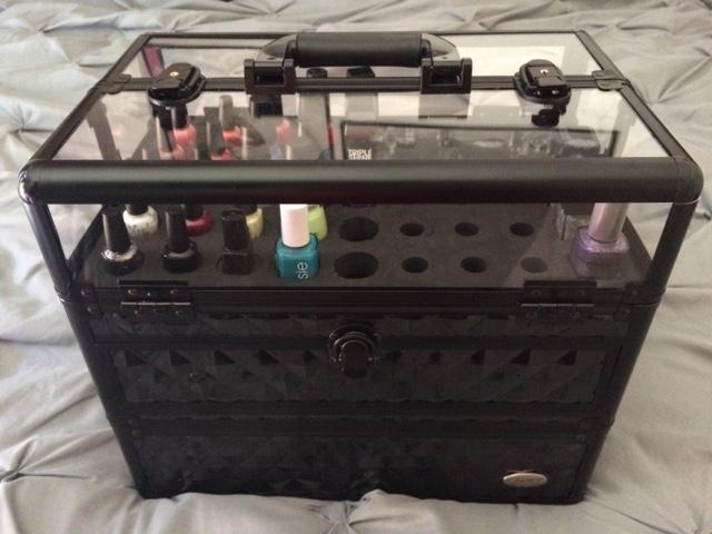 This Is Telly: How I Store My Nail Polish & Nail Art Supplies: Seya ...