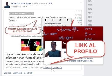 link-profilo