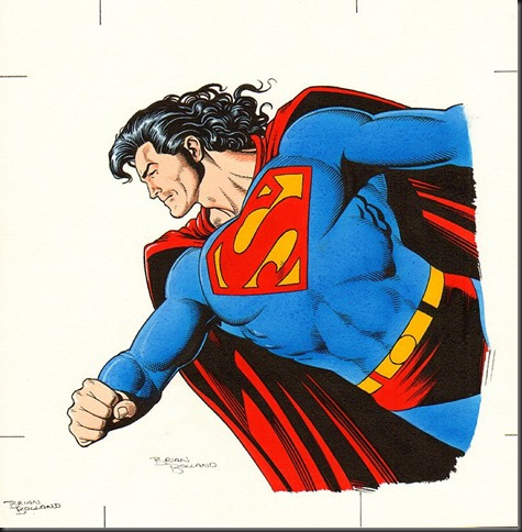 Superman  Brian Bolland