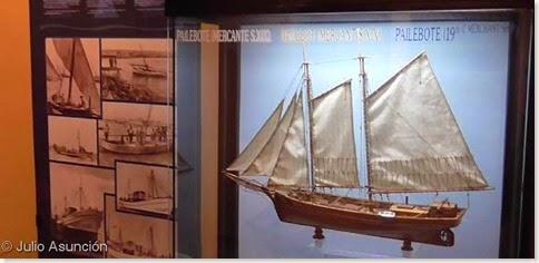 Museo del Mar - Santa Pola - Salas edad moderna y contemporánea