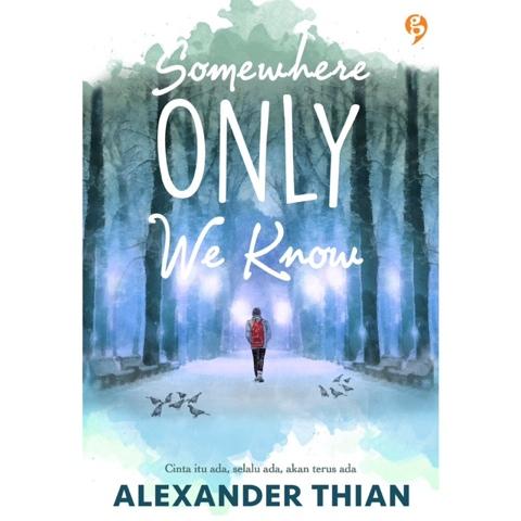 Buku Terbaru dan Buku Kedua aMrazing #SomewhereOnlyWeKnow