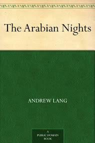 Cover of Andrew Lang's Book The Arabian Nights