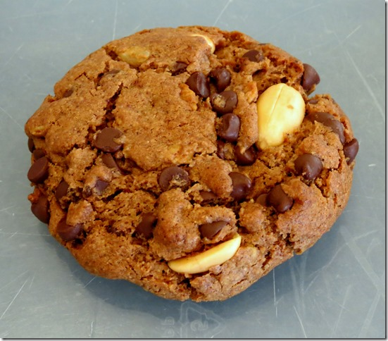 Chocolate PB2 Granola Chocolate Chip Cookies (Gluten Free) 2