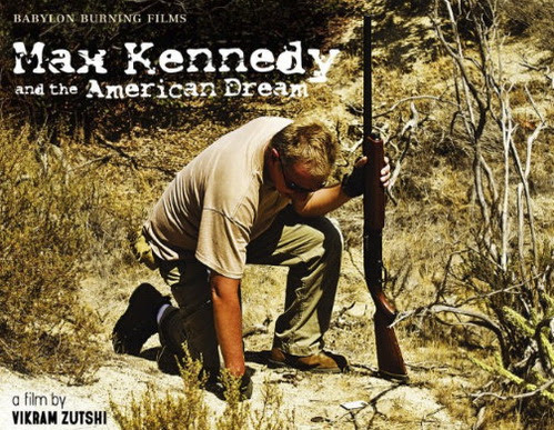 Max Kennedy i ameryka?ski sen / Max Kennedy and the American Dream (2011) PL.TVRip.XviD / Lektor PL