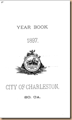 1897 Charleston Yearbook