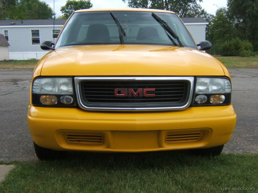 1998 gmc sonoma regular cab specifications pictures prices. Black Bedroom Furniture Sets. Home Design Ideas