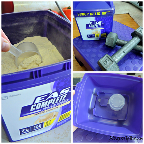 Easy Ways to Use EAS Complete Protein Powder to Achieve Weight & Fitness Goals