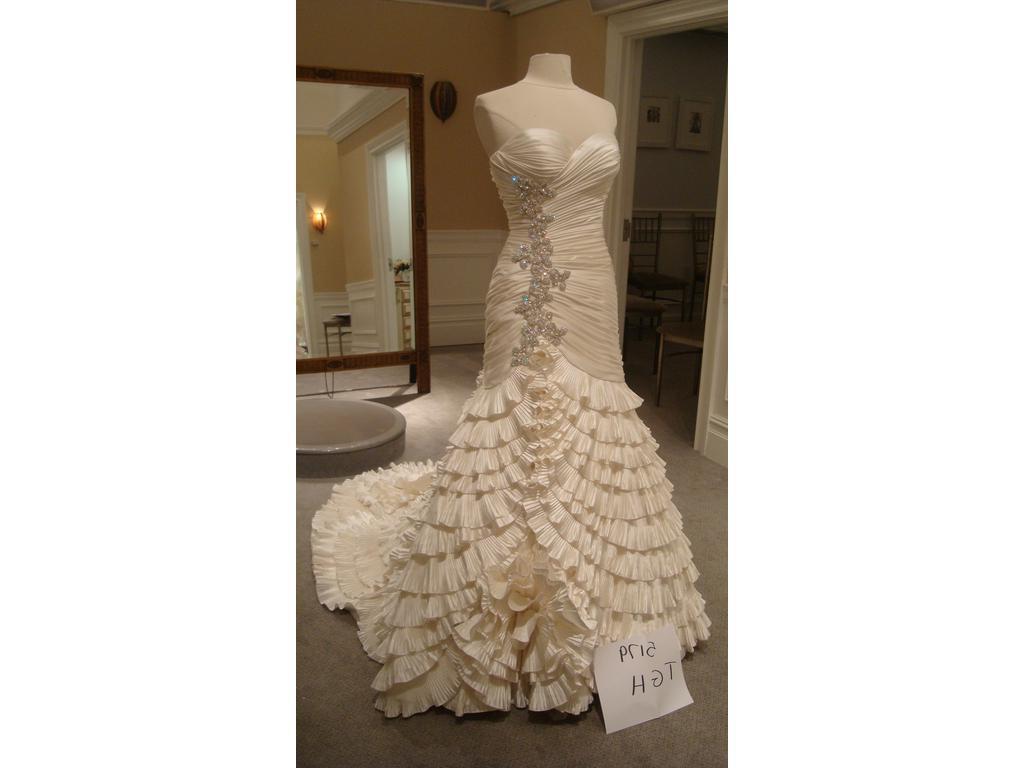 wedding Pnina Tornai Ball Gown