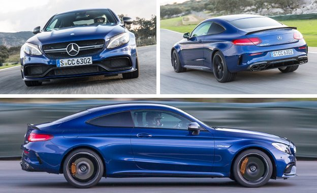 2017 Mercedes-AMG C63 Coupe Release Date Interior Review Car Price Concept