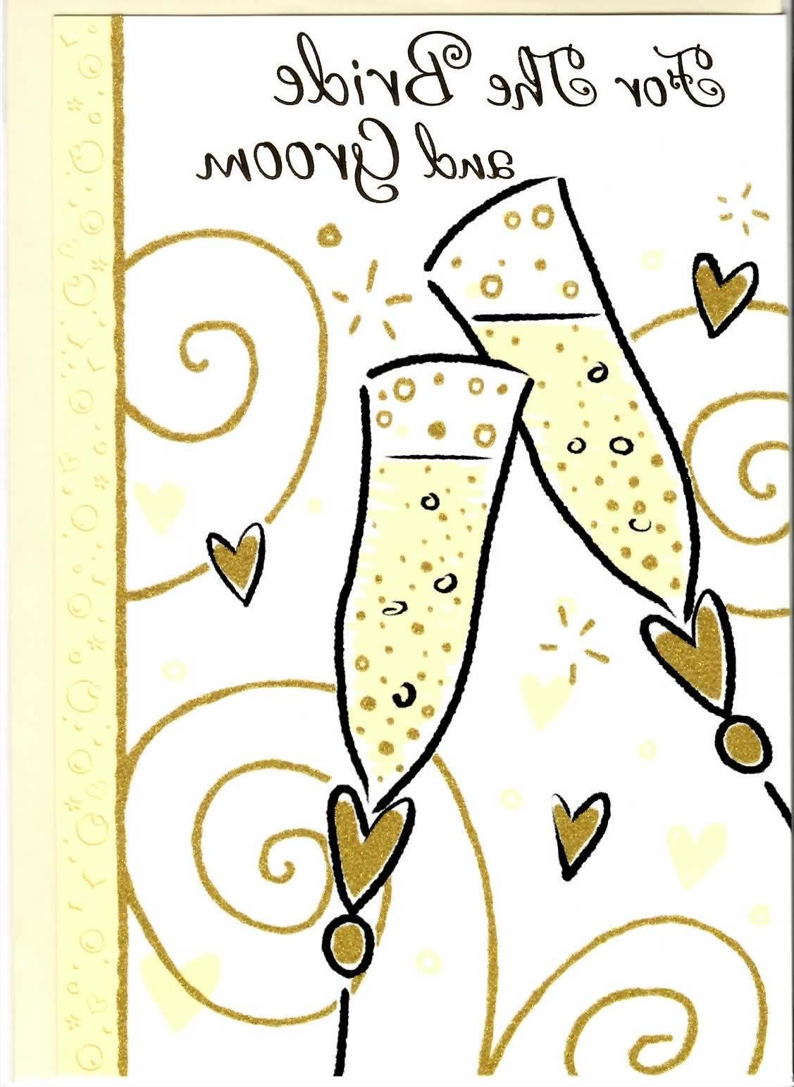 wedding champagne flute favors