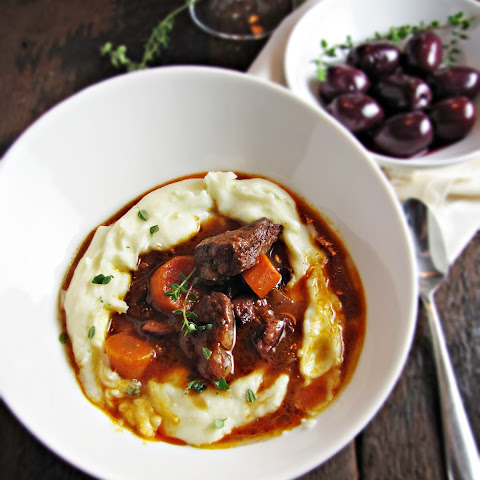 Daube Provençale (French Beef Stew with Red Wine)