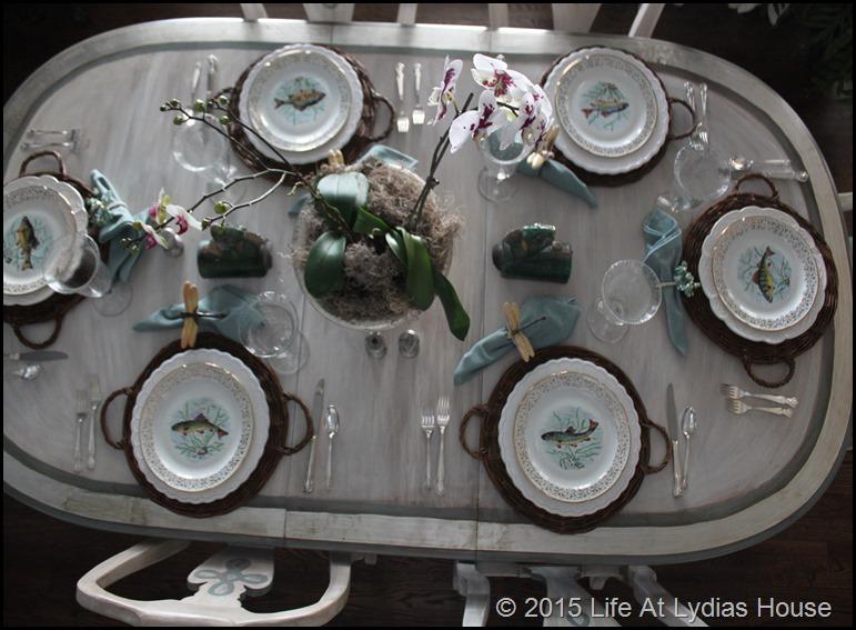 Limoges fish plates tabelscape 1