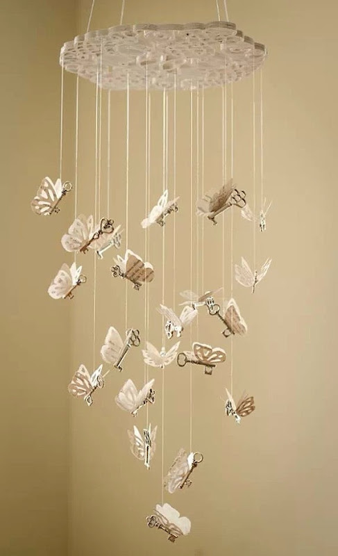 Harry Potter Inspired Baby Mobile from Little Wren's Nursery