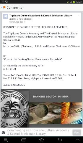 Crisis in the Banking Sector - Reasons and Remedies
