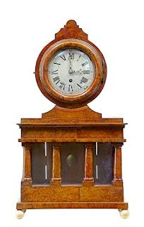 Русские антикварные часы. ок.1820 г. 30/12/52 см. 4900 евро.