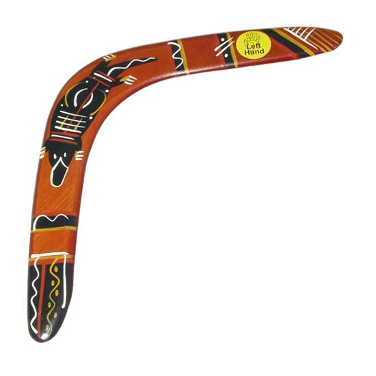 boomerang bằng giấy