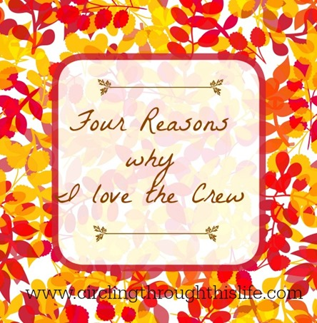 I love the Crew!