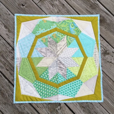 Sew My Stash Mini Quilt Swap