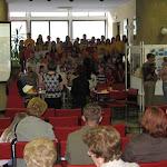 Generalka združenih otroških pevskih zborov