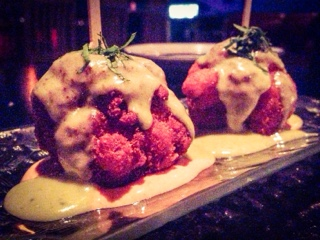 The Libertine Toronto: Mac N Cheese Balls