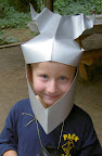 Cub World is fun - we get to be Knights or other fun characters