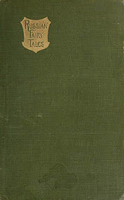Cover of William Shedden Ralston's Book Russian Fairy Tales