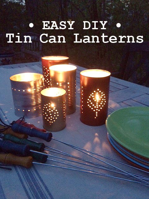 tin-can-lanterns