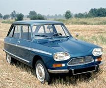 Citroen 1973 Ami Super