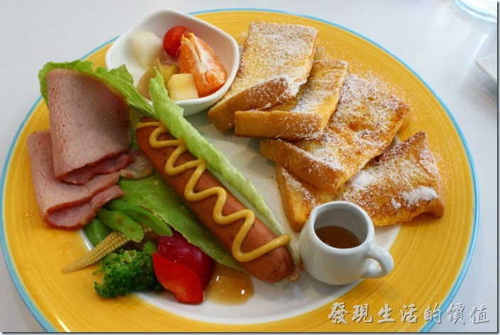 台南-白色曙光早午餐08