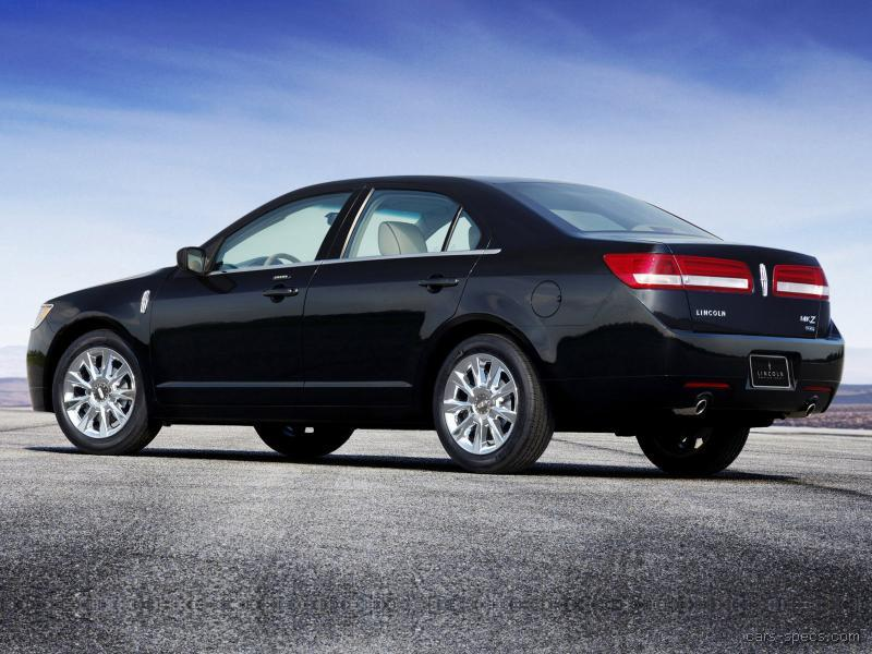 2012 lincoln mkz hybrid specifications pictures prices. Black Bedroom Furniture Sets. Home Design Ideas