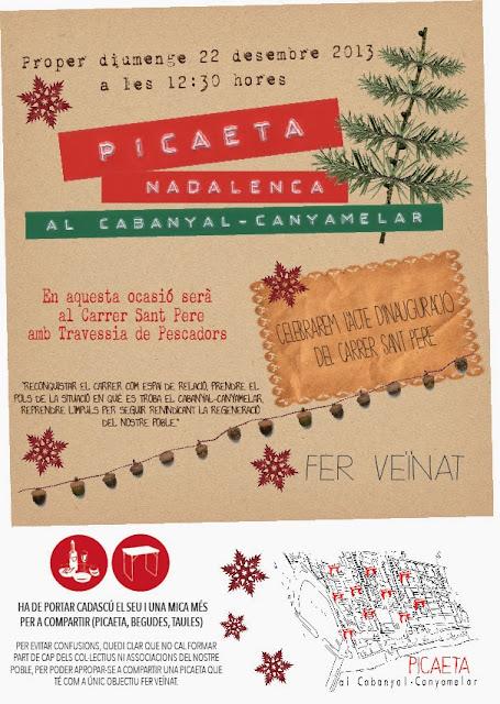 Segona Picaeta al Cabanyal