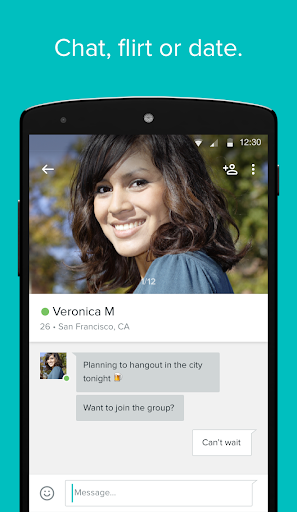 Tagged - Meet, Chat & Dating - screenshot