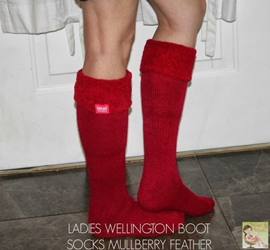 Wellington Boot Socks[5]