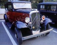 Citroen 1932 Rosalie 10