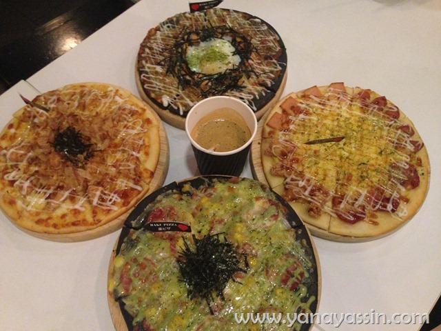 Raku Pizza Subang