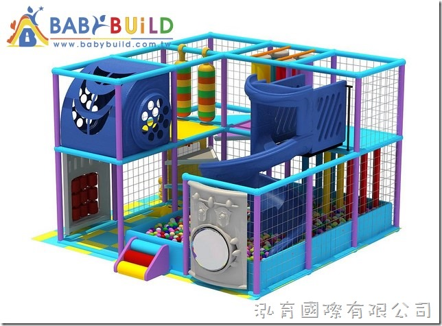 BabyBuild 室內兒童遊樂設施