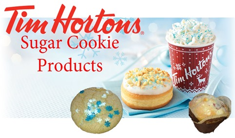 timmies sugar cookie