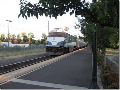 IMG_8435 Amtrak Cascades NPCU #90253 in Salem, Oregon on August 15, 2007