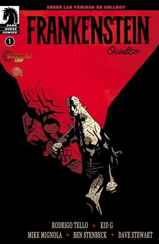 Frankenstein Underground 01-000